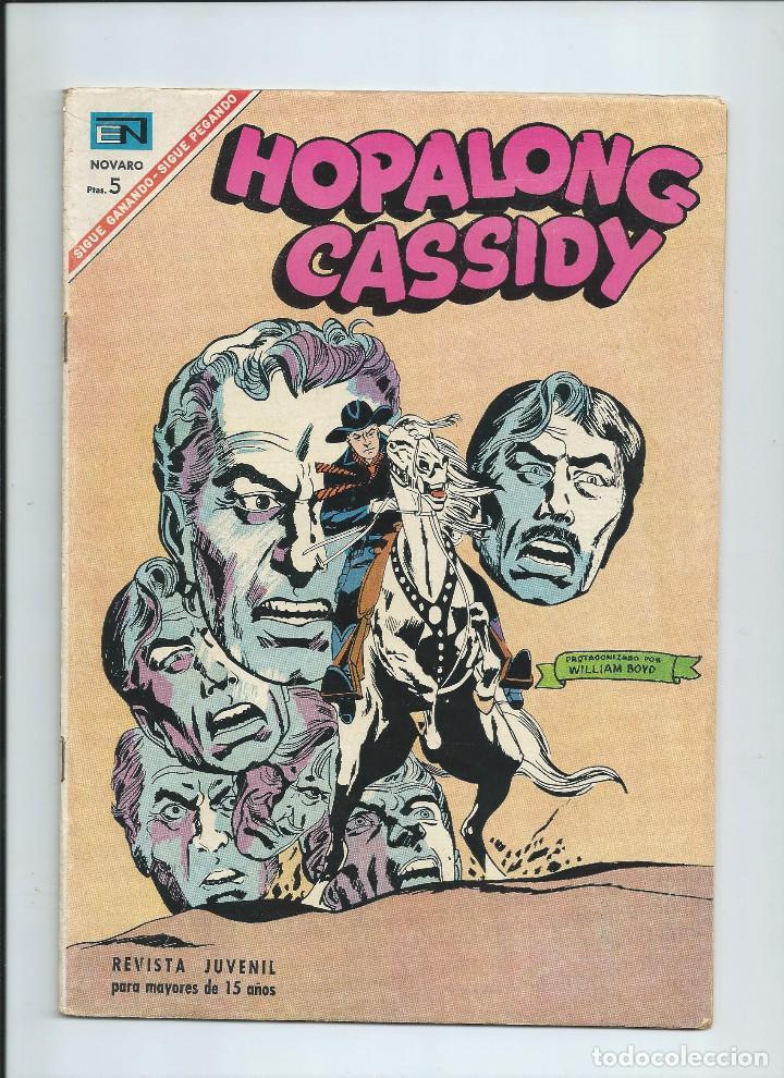 HOPALONG CASSIDY Nº 149 . ED. NOVARO (MAYO 1967) (Tebeos y Comics - Novaro - Hopalong Cassidy)