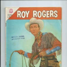 Tebeos: ROY ROGERS Nº 144 ED. NOVARO (AGOSTO 1964). Lote 151887310