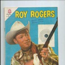 Tebeos: ROY ROGERS Nº 145 ED. NOVARO (SEPT 1964). Lote 151887490