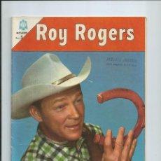 Tebeos: ROY ROGERS Nº 159 ED. NOVARO (NOV 1965). Lote 151887886
