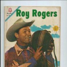 Tebeos: ROY ROGERS Nº 168 ED. NOVARO (AGOSTO 1966). Lote 151891650