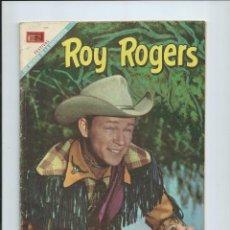 Tebeos: ROY ROGERS Nº 204 ED. NOVARO (AGOSTO 1969). Lote 151891810
