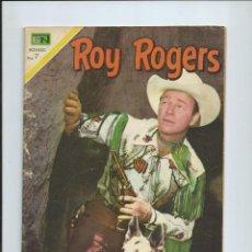 Tebeos: ROY ROGERS Nº 212 ED. NOVARO (FEB 1970). Lote 151892034