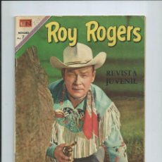 Tebeos: ROY ROGERS Nº 220 ED. NOVARO (MAYO 1970). Lote 151892230