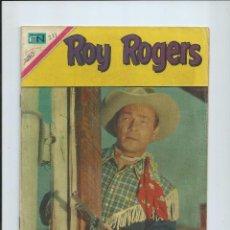 Tebeos: ROY ROGERS Nº 221 ED. NOVARO (JUNIO 1970). Lote 151892430