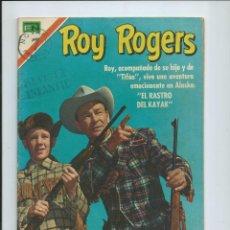 Tebeos: ROY ROGERS Nº 246 ED. NOVARO (JUNIO 1971). Lote 151892614