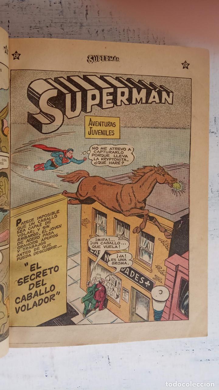 Tebeos: SUPERMAN - EXTRAORDINARIO - 1-6-1958, 1-4-1959, 1-9-59 - 217,222,228,229,237,238,241,257,258,259 - - Foto 8 - 152223234