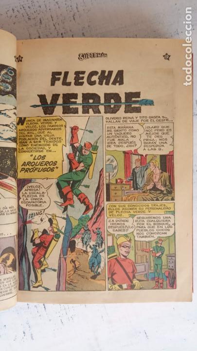 Tebeos: SUPERMAN - EXTRAORDINARIO - 1-6-1958, 1-4-1959, 1-9-59 - 217,222,228,229,237,238,241,257,258,259 - - Foto 9 - 152223234