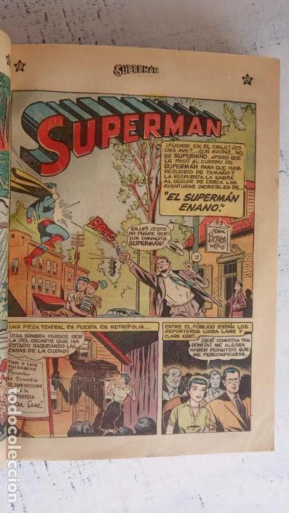 Tebeos: SUPERMAN - EXTRAORDINARIO - 1-6-1958, 1-4-1959, 1-9-59 - 217,222,228,229,237,238,241,257,258,259 - - Foto 10 - 152223234
