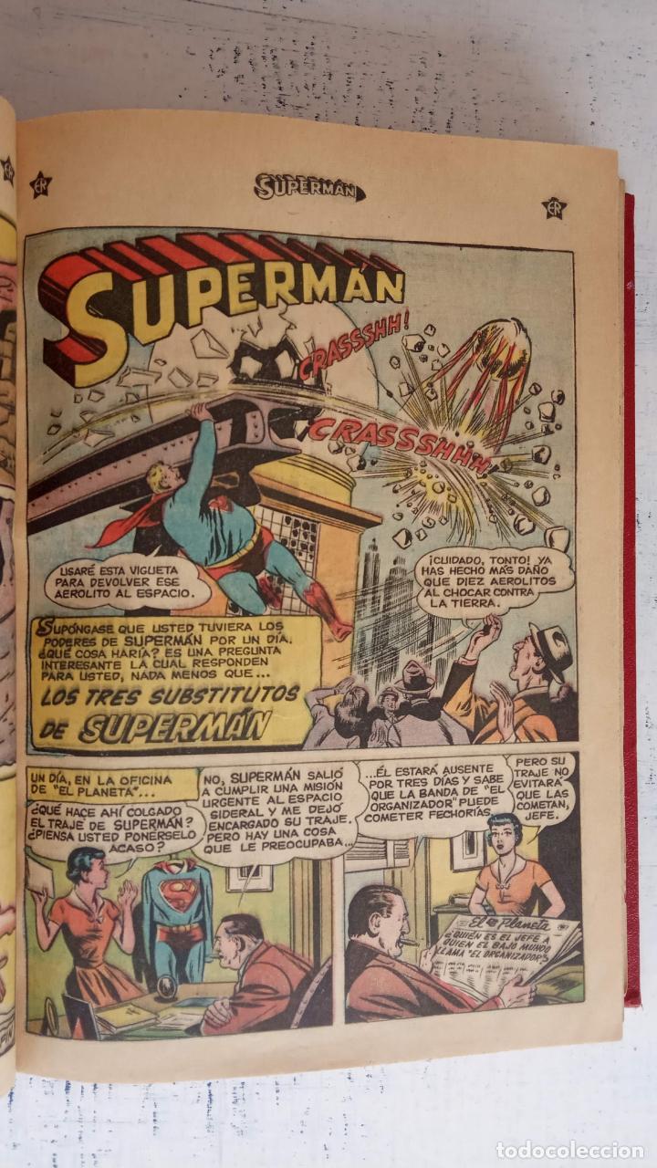 Tebeos: SUPERMAN - EXTRAORDINARIO - 1-6-1958, 1-4-1959, 1-9-59 - 217,222,228,229,237,238,241,257,258,259 - - Foto 11 - 152223234