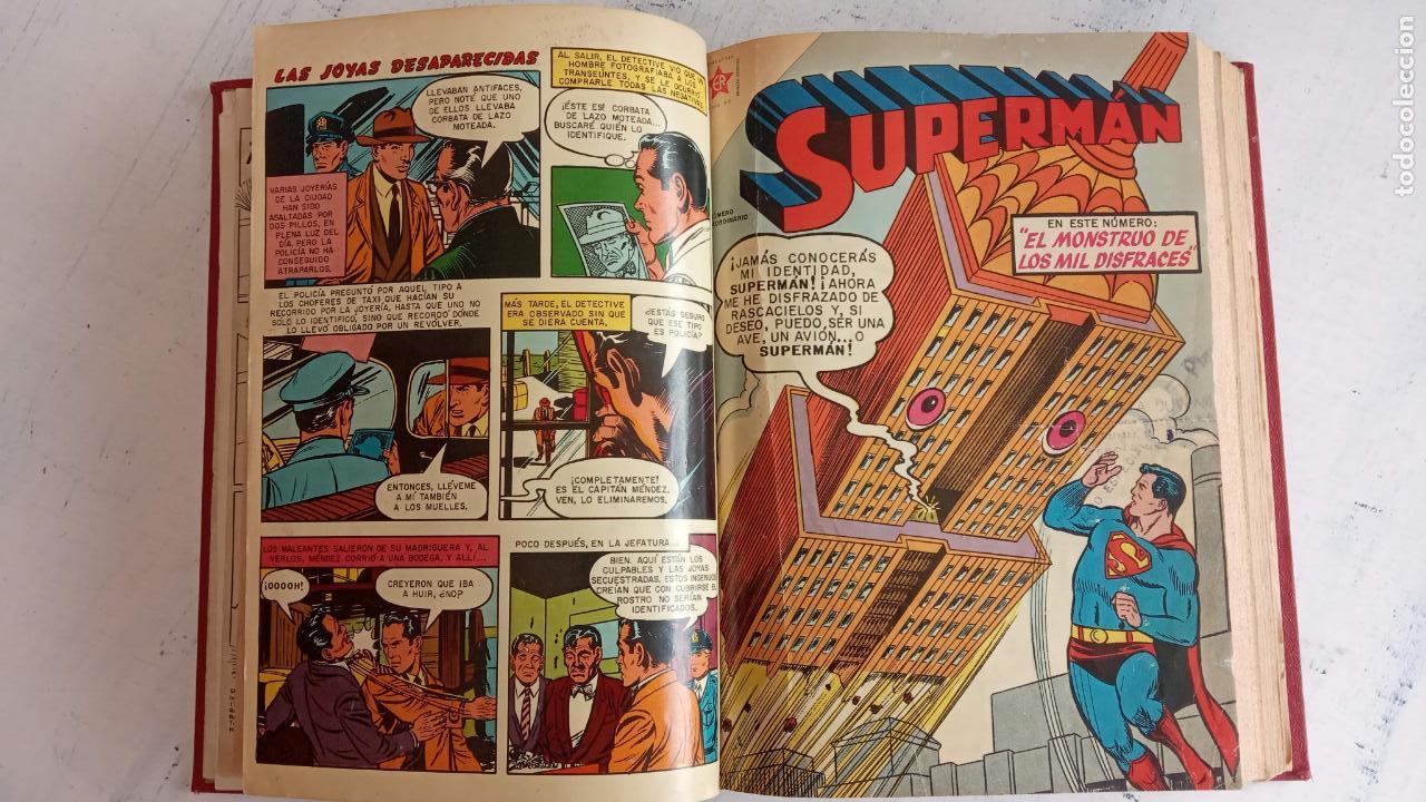 Tebeos: SUPERMAN - EXTRAORDINARIO - 1-6-1958, 1-4-1959, 1-9-59 - 217,222,228,229,237,238,241,257,258,259 - - Foto 12 - 152223234