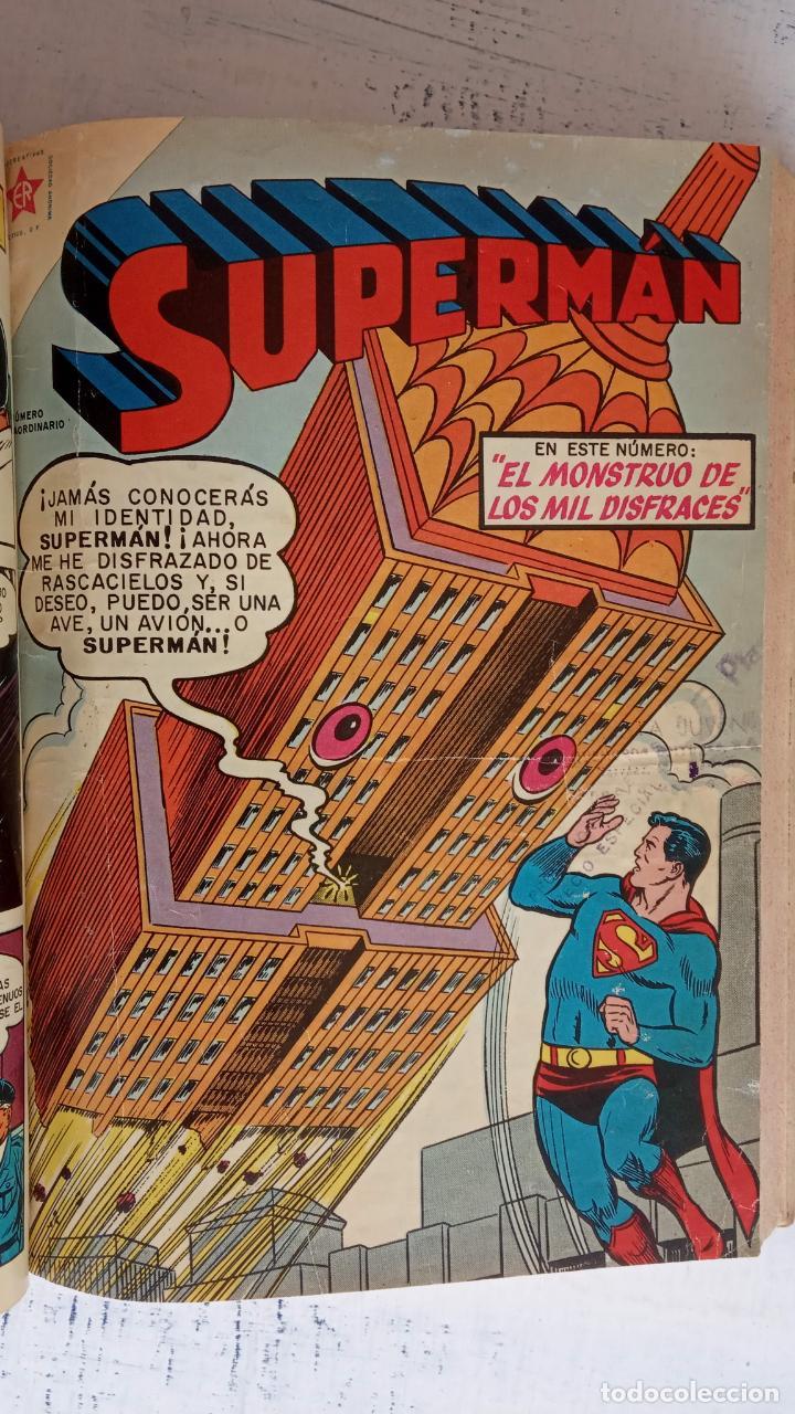 Tebeos: SUPERMAN - EXTRAORDINARIO - 1-6-1958, 1-4-1959, 1-9-59 - 217,222,228,229,237,238,241,257,258,259 - - Foto 13 - 152223234