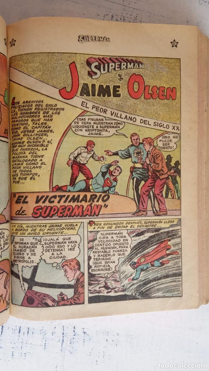 Tebeos: SUPERMAN - EXTRAORDINARIO - 1-6-1958, 1-4-1959, 1-9-59 - 217,222,228,229,237,238,241,257,258,259 - - Foto 15 - 152223234
