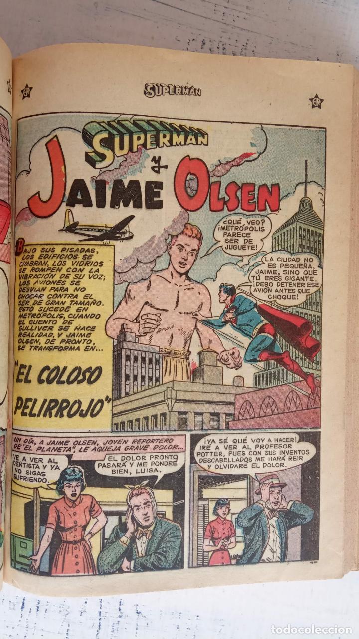 Tebeos: SUPERMAN - EXTRAORDINARIO - 1-6-1958, 1-4-1959, 1-9-59 - 217,222,228,229,237,238,241,257,258,259 - - Foto 16 - 152223234