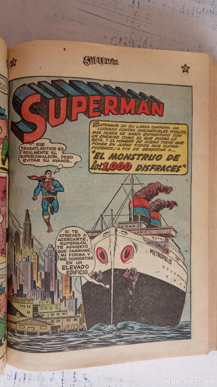 Tebeos: SUPERMAN - EXTRAORDINARIO - 1-6-1958, 1-4-1959, 1-9-59 - 217,222,228,229,237,238,241,257,258,259 - - Foto 17 - 152223234