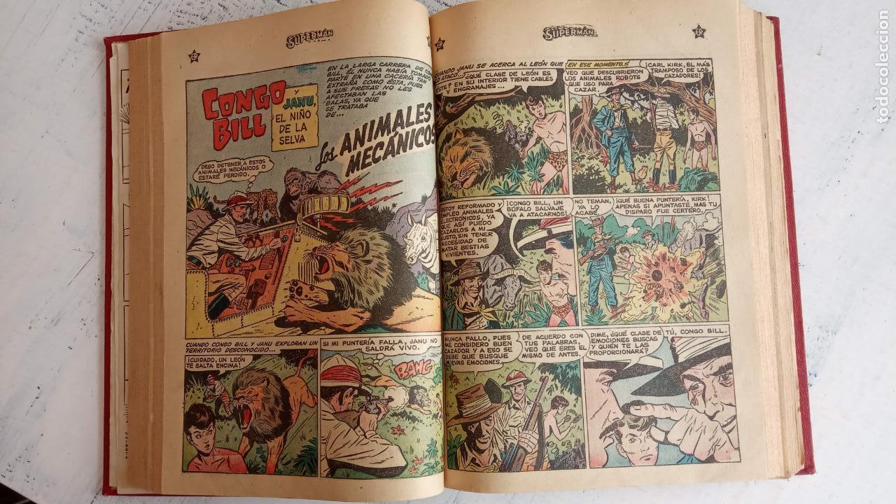Tebeos: SUPERMAN - EXTRAORDINARIO - 1-6-1958, 1-4-1959, 1-9-59 - 217,222,228,229,237,238,241,257,258,259 - - Foto 18 - 152223234