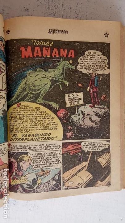 Tebeos: SUPERMAN - EXTRAORDINARIO - 1-6-1958, 1-4-1959, 1-9-59 - 217,222,228,229,237,238,241,257,258,259 - - Foto 19 - 152223234