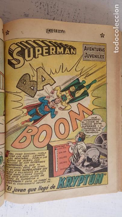 Tebeos: SUPERMAN - EXTRAORDINARIO - 1-6-1958, 1-4-1959, 1-9-59 - 217,222,228,229,237,238,241,257,258,259 - - Foto 20 - 152223234