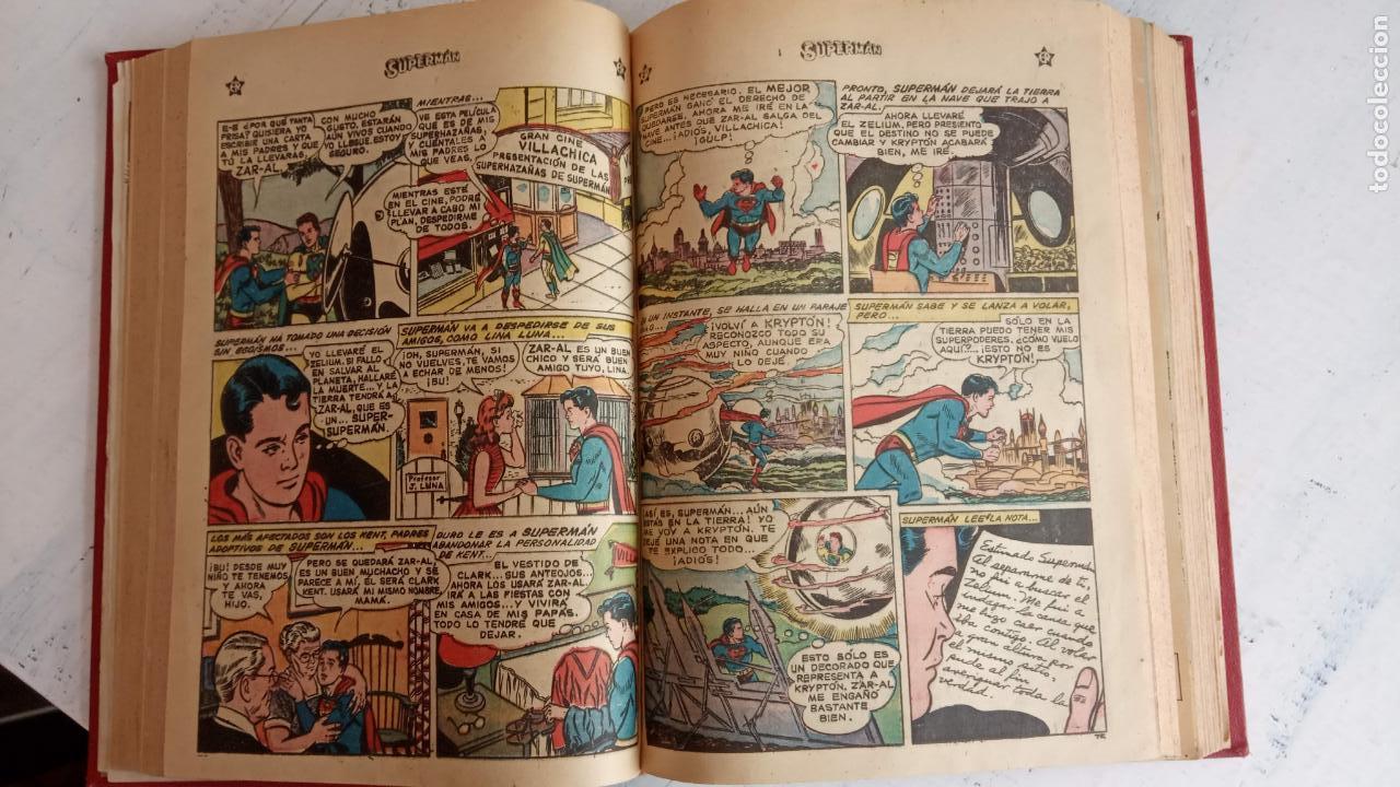 Tebeos: SUPERMAN - EXTRAORDINARIO - 1-6-1958, 1-4-1959, 1-9-59 - 217,222,228,229,237,238,241,257,258,259 - - Foto 21 - 152223234