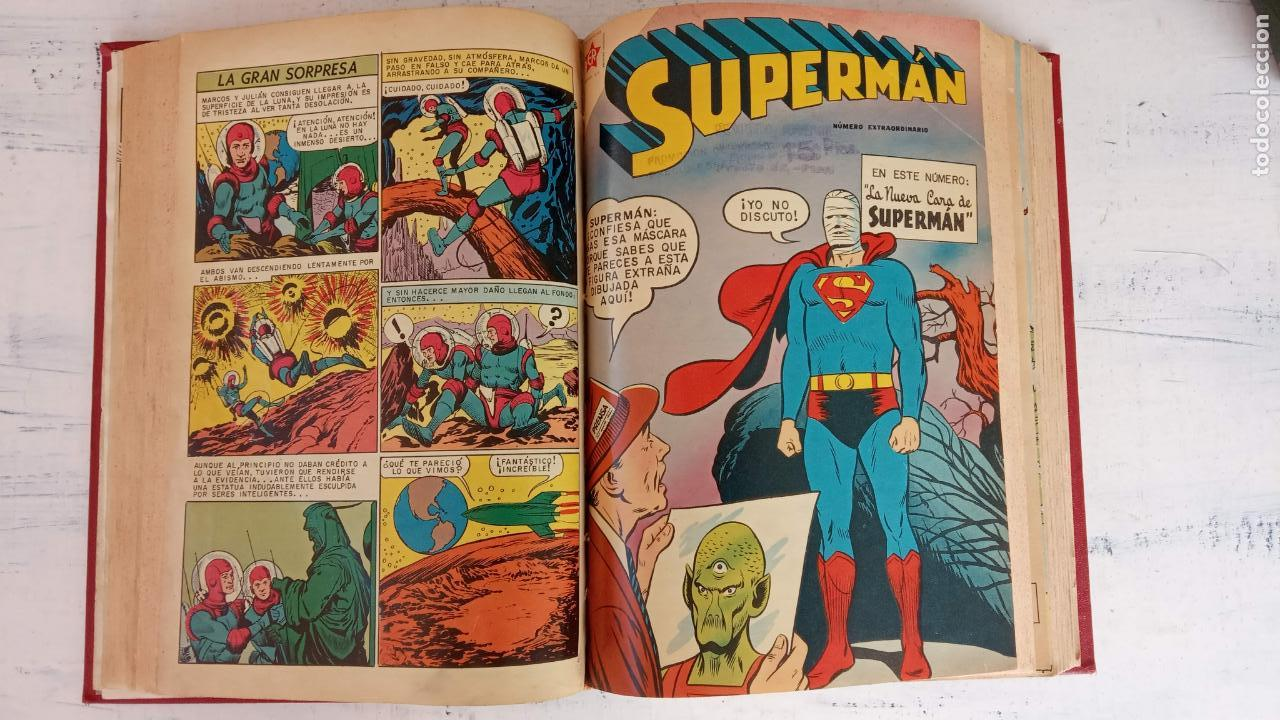 Tebeos: SUPERMAN - EXTRAORDINARIO - 1-6-1958, 1-4-1959, 1-9-59 - 217,222,228,229,237,238,241,257,258,259 - - Foto 24 - 152223234