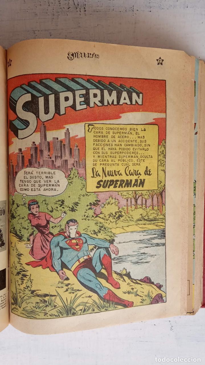 Tebeos: SUPERMAN - EXTRAORDINARIO - 1-6-1958, 1-4-1959, 1-9-59 - 217,222,228,229,237,238,241,257,258,259 - - Foto 25 - 152223234