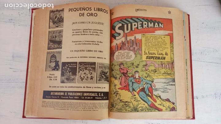 Tebeos: SUPERMAN - EXTRAORDINARIO - 1-6-1958, 1-4-1959, 1-9-59 - 217,222,228,229,237,238,241,257,258,259 - - Foto 26 - 152223234