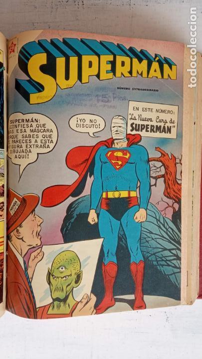 Tebeos: SUPERMAN - EXTRAORDINARIO - 1-6-1958, 1-4-1959, 1-9-59 - 217,222,228,229,237,238,241,257,258,259 - - Foto 29 - 152223234