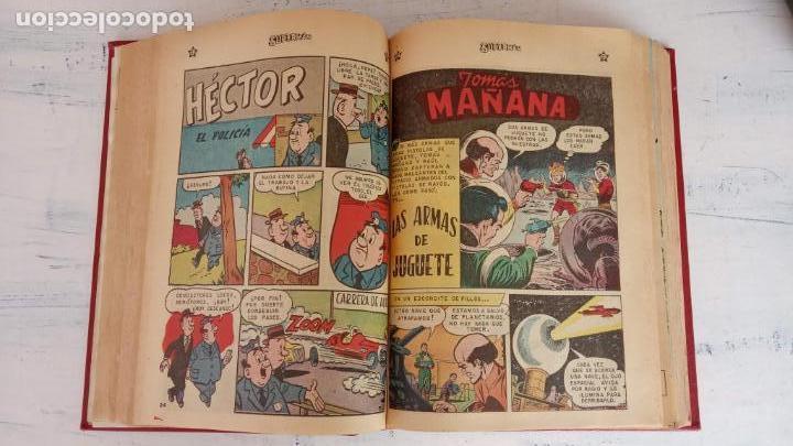 Tebeos: SUPERMAN - EXTRAORDINARIO - 1-6-1958, 1-4-1959, 1-9-59 - 217,222,228,229,237,238,241,257,258,259 - - Foto 30 - 152223234