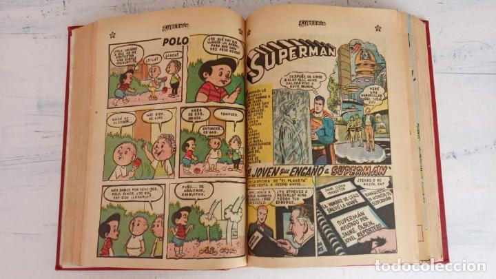Tebeos: SUPERMAN - EXTRAORDINARIO - 1-6-1958, 1-4-1959, 1-9-59 - 217,222,228,229,237,238,241,257,258,259 - - Foto 32 - 152223234