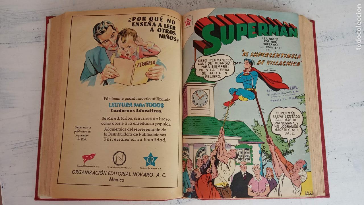 Tebeos: SUPERMAN - EXTRAORDINARIO - 1-6-1958, 1-4-1959, 1-9-59 - 217,222,228,229,237,238,241,257,258,259 - - Foto 36 - 152223234