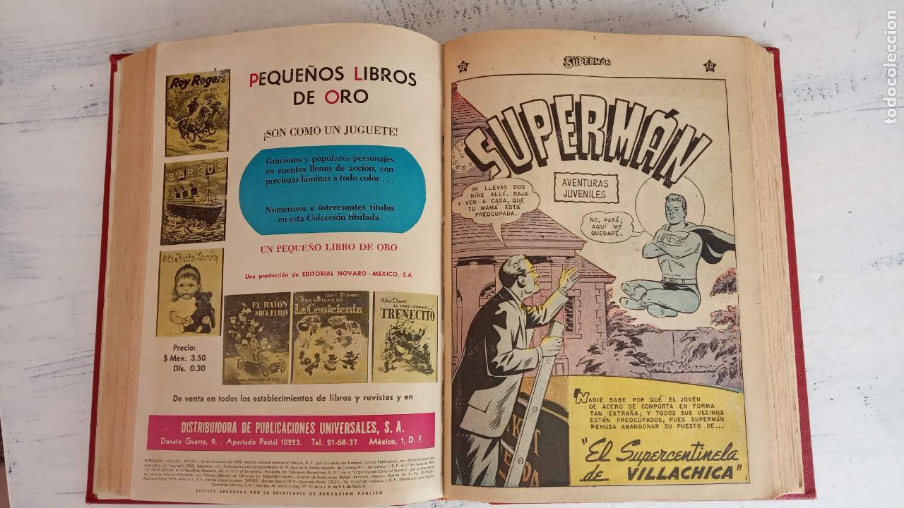 Tebeos: SUPERMAN - EXTRAORDINARIO - 1-6-1958, 1-4-1959, 1-9-59 - 217,222,228,229,237,238,241,257,258,259 - - Foto 37 - 152223234