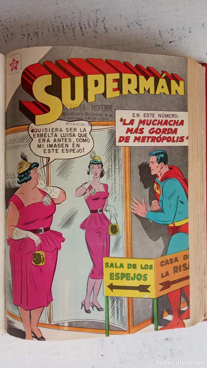 Tebeos: SUPERMAN - EXTRAORDINARIO - 1-6-1958, 1-4-1959, 1-9-59 - 217,222,228,229,237,238,241,257,258,259 - - Foto 41 - 152223234
