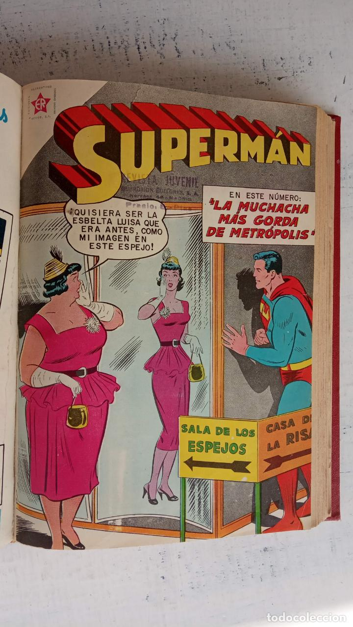 Tebeos: SUPERMAN - EXTRAORDINARIO - 1-6-1958, 1-4-1959, 1-9-59 - 217,222,228,229,237,238,241,257,258,259 - - Foto 42 - 152223234