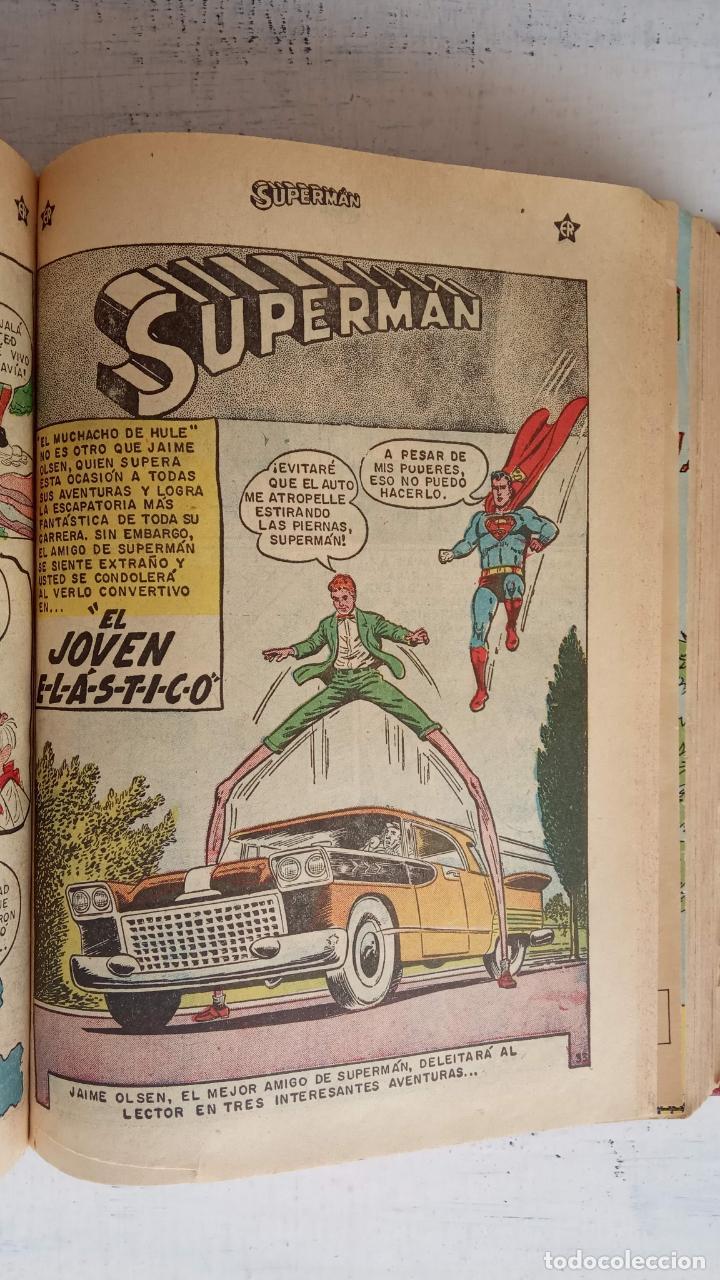 Tebeos: SUPERMAN - EXTRAORDINARIO - 1-6-1958, 1-4-1959, 1-9-59 - 217,222,228,229,237,238,241,257,258,259 - - Foto 47 - 152223234