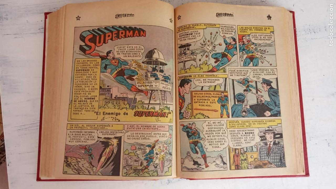 Tebeos: SUPERMAN - EXTRAORDINARIO - 1-6-1958, 1-4-1959, 1-9-59 - 217,222,228,229,237,238,241,257,258,259 - - Foto 50 - 152223234