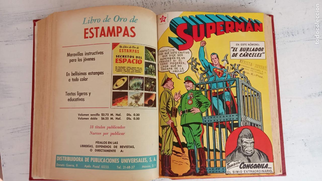 Tebeos: SUPERMAN - EXTRAORDINARIO - 1-6-1958, 1-4-1959, 1-9-59 - 217,222,228,229,237,238,241,257,258,259 - - Foto 51 - 152223234