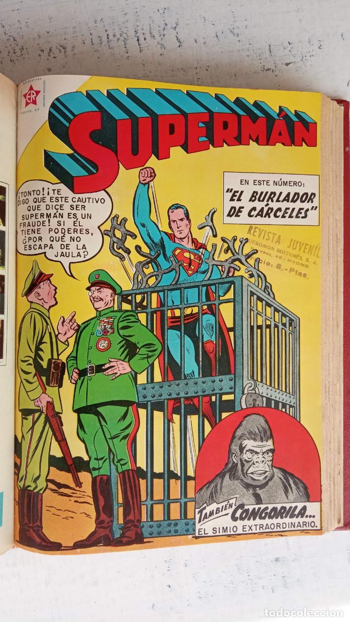 Tebeos: SUPERMAN - EXTRAORDINARIO - 1-6-1958, 1-4-1959, 1-9-59 - 217,222,228,229,237,238,241,257,258,259 - - Foto 52 - 152223234