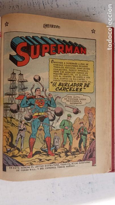 Tebeos: SUPERMAN - EXTRAORDINARIO - 1-6-1958, 1-4-1959, 1-9-59 - 217,222,228,229,237,238,241,257,258,259 - - Foto 53 - 152223234