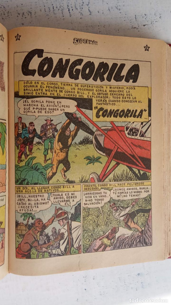 Tebeos: SUPERMAN - EXTRAORDINARIO - 1-6-1958, 1-4-1959, 1-9-59 - 217,222,228,229,237,238,241,257,258,259 - - Foto 54 - 152223234