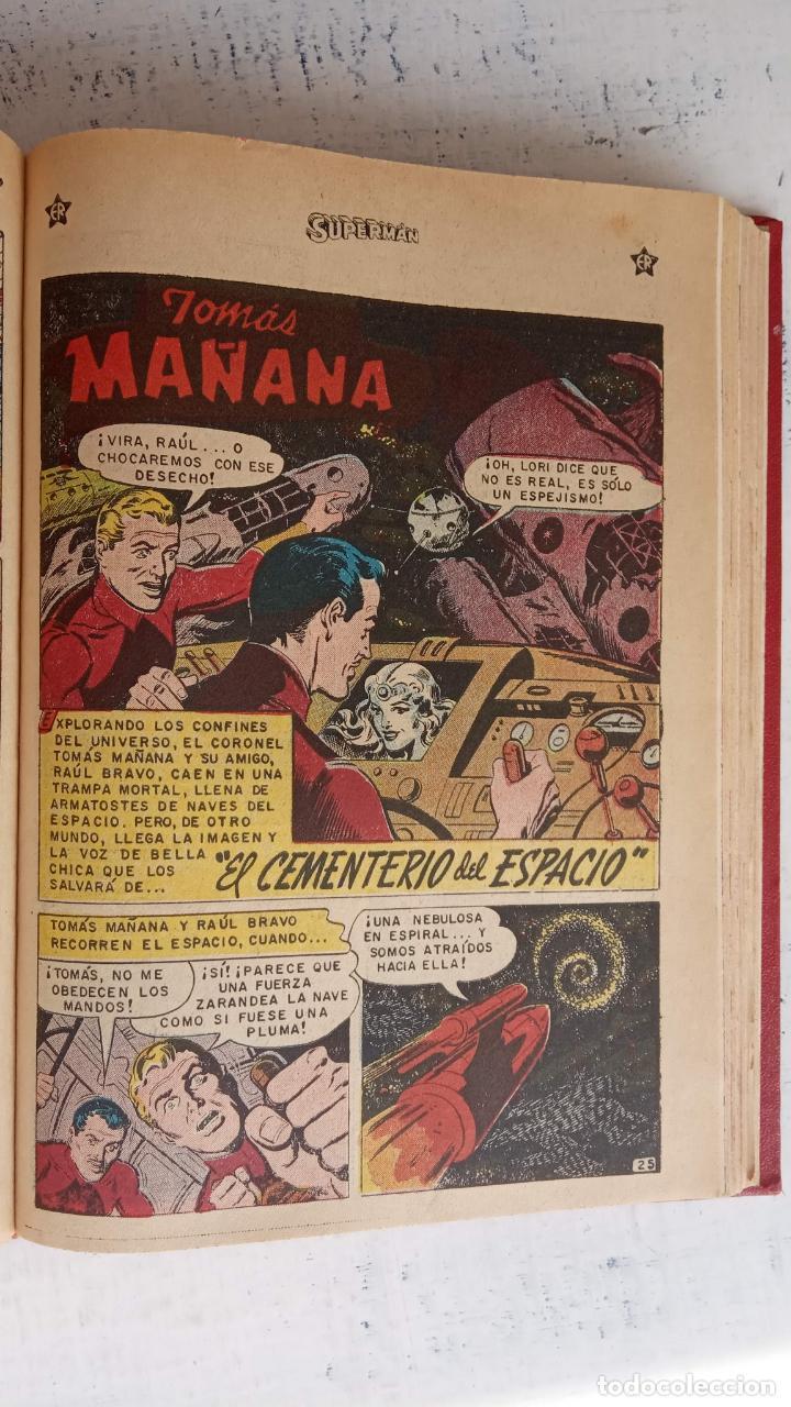 Tebeos: SUPERMAN - EXTRAORDINARIO - 1-6-1958, 1-4-1959, 1-9-59 - 217,222,228,229,237,238,241,257,258,259 - - Foto 55 - 152223234