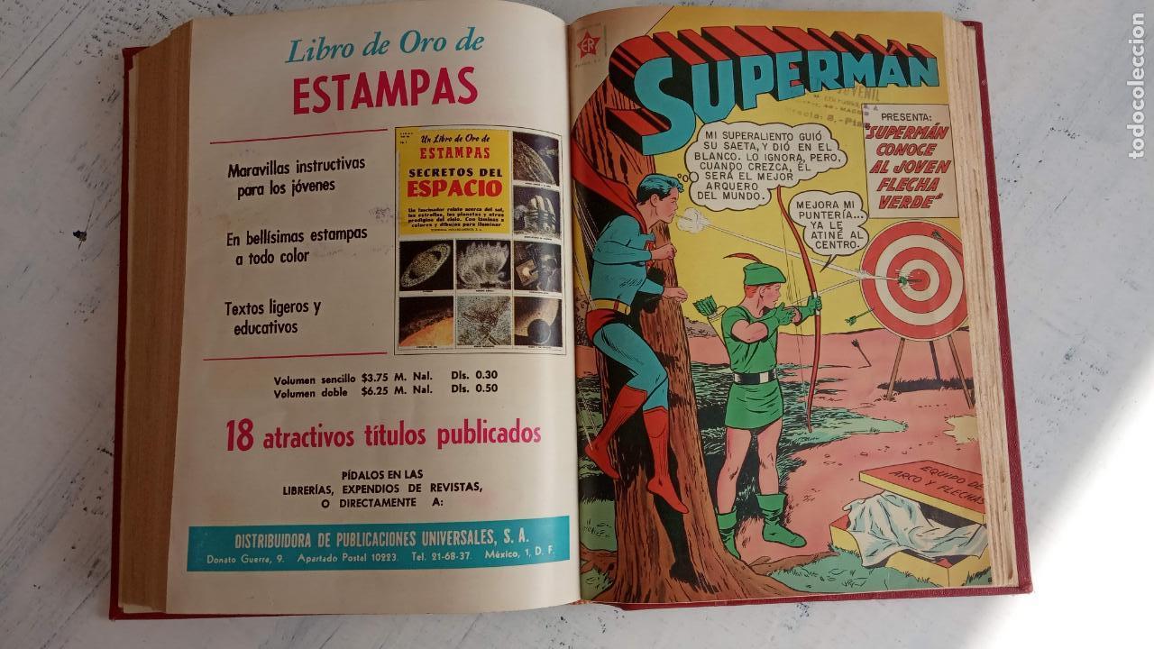 Tebeos: SUPERMAN - EXTRAORDINARIO - 1-6-1958, 1-4-1959, 1-9-59 - 217,222,228,229,237,238,241,257,258,259 - - Foto 56 - 152223234