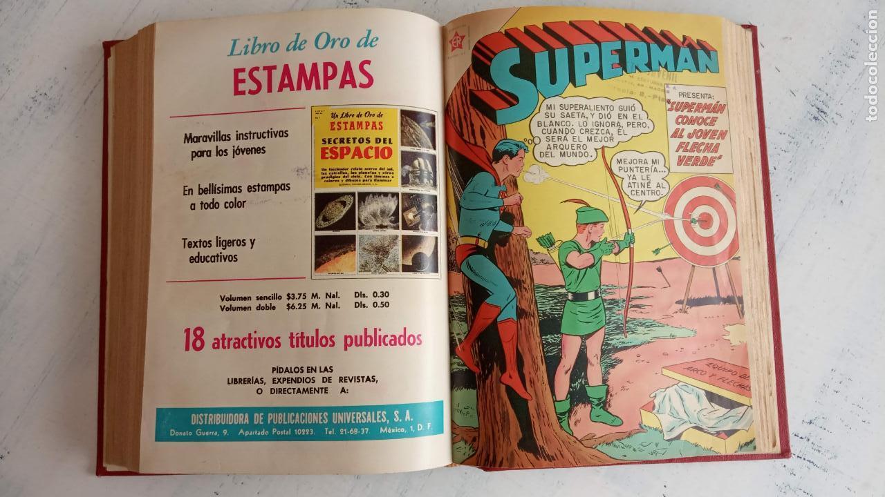 Tebeos: SUPERMAN - EXTRAORDINARIO - 1-6-1958, 1-4-1959, 1-9-59 - 217,222,228,229,237,238,241,257,258,259 - - Foto 57 - 152223234
