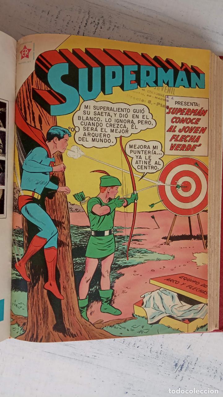 Tebeos: SUPERMAN - EXTRAORDINARIO - 1-6-1958, 1-4-1959, 1-9-59 - 217,222,228,229,237,238,241,257,258,259 - - Foto 58 - 152223234