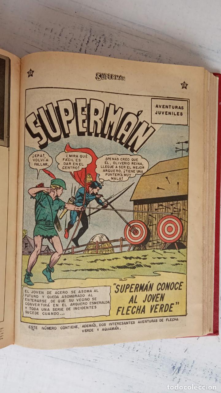 Tebeos: SUPERMAN - EXTRAORDINARIO - 1-6-1958, 1-4-1959, 1-9-59 - 217,222,228,229,237,238,241,257,258,259 - - Foto 59 - 152223234