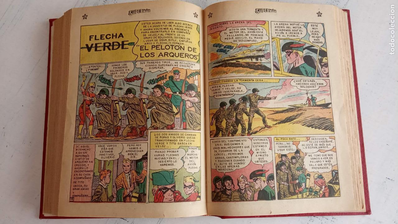 Tebeos: SUPERMAN - EXTRAORDINARIO - 1-6-1958, 1-4-1959, 1-9-59 - 217,222,228,229,237,238,241,257,258,259 - - Foto 60 - 152223234