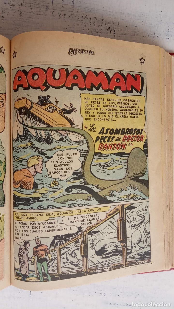 Tebeos: SUPERMAN - EXTRAORDINARIO - 1-6-1958, 1-4-1959, 1-9-59 - 217,222,228,229,237,238,241,257,258,259 - - Foto 62 - 152223234