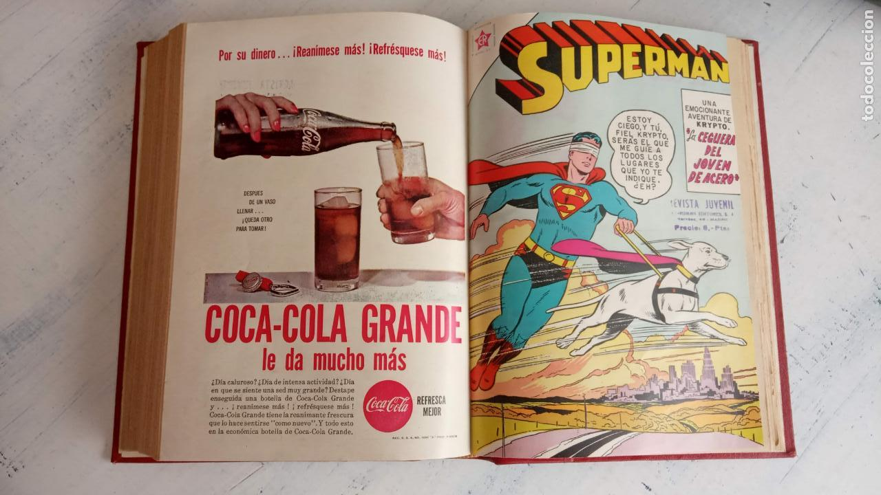 Tebeos: SUPERMAN - EXTRAORDINARIO - 1-6-1958, 1-4-1959, 1-9-59 - 217,222,228,229,237,238,241,257,258,259 - - Foto 66 - 152223234