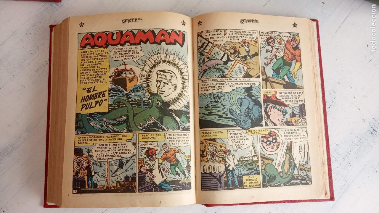 Tebeos: SUPERMAN - EXTRAORDINARIO - 1-6-1958, 1-4-1959, 1-9-59 - 217,222,228,229,237,238,241,257,258,259 - - Foto 67 - 152223234