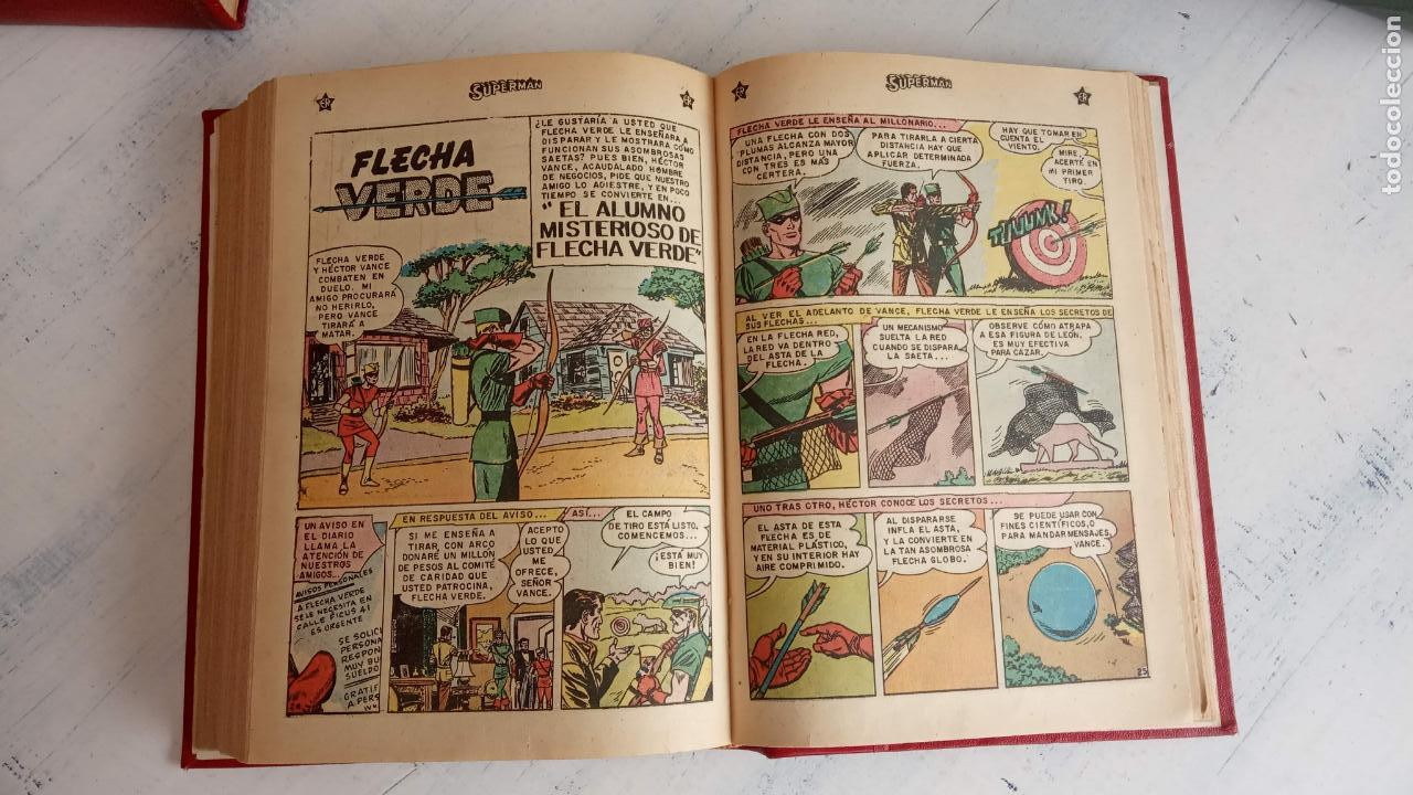 Tebeos: SUPERMAN - EXTRAORDINARIO - 1-6-1958, 1-4-1959, 1-9-59 - 217,222,228,229,237,238,241,257,258,259 - - Foto 68 - 152223234