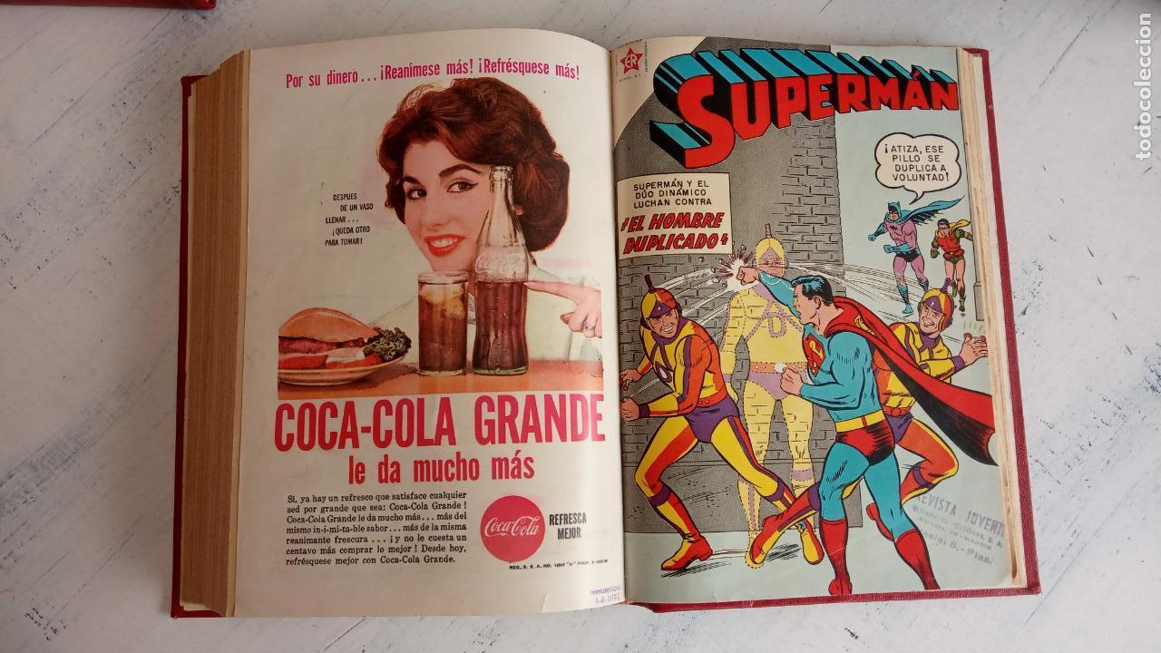 Tebeos: SUPERMAN - EXTRAORDINARIO - 1-6-1958, 1-4-1959, 1-9-59 - 217,222,228,229,237,238,241,257,258,259 - - Foto 69 - 152223234